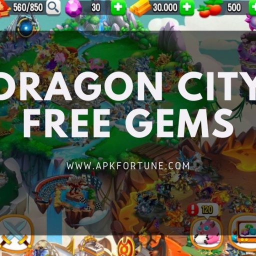 Dragon City Free Gems