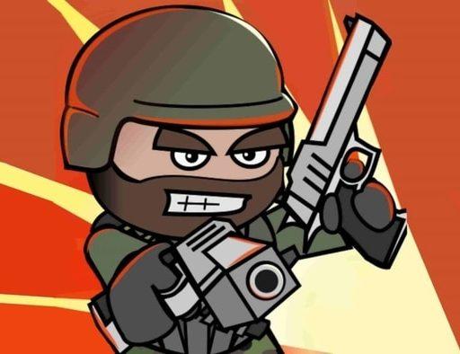 mini militia doodle army app