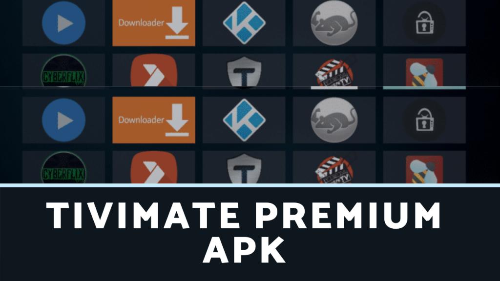 Tivimate IPTV player app